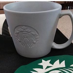 Starbucks Gray Venti Coffee Mug